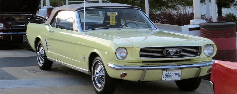 Niagara Classic Mustang Club